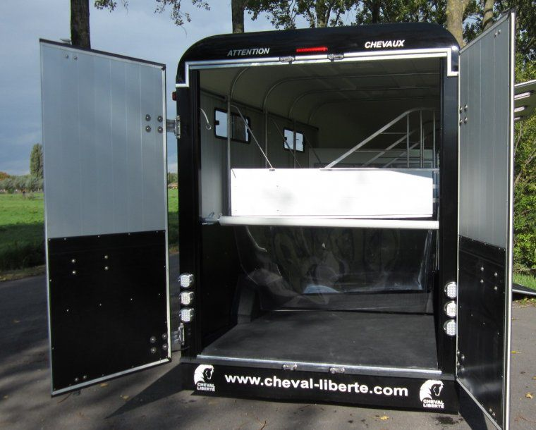 Cheval Liberte Optimax 8
