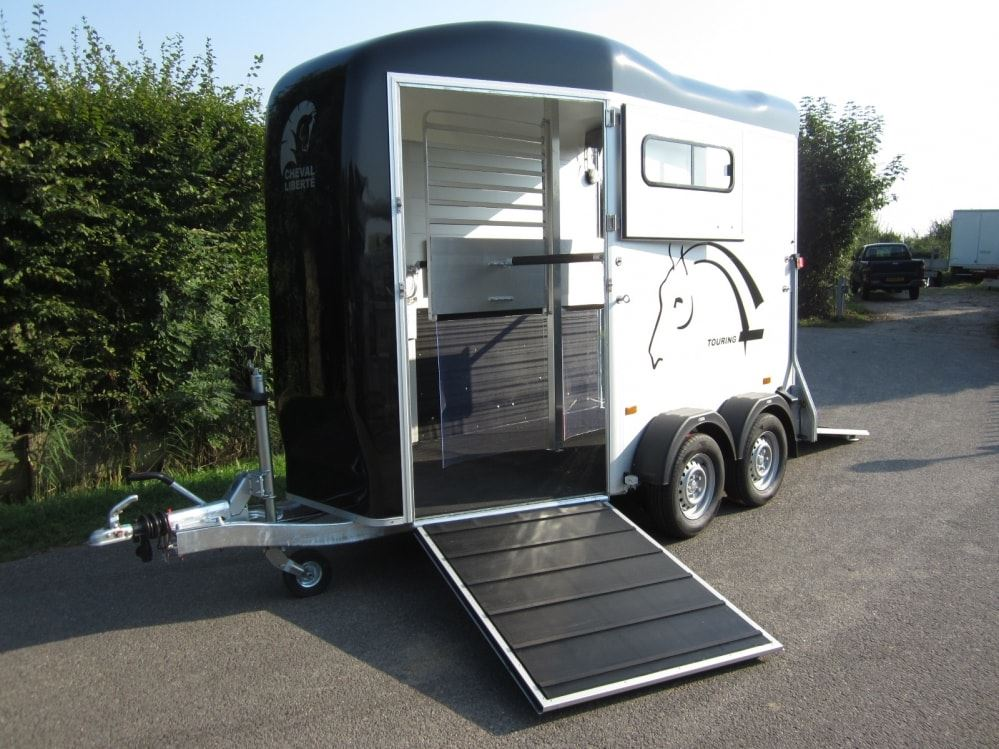 Cheval Liberte Gold Touring paardentrailer